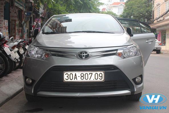Công ty Vân Hải cho thuê xe 4 chỗ đi mộc châu giá rẻ