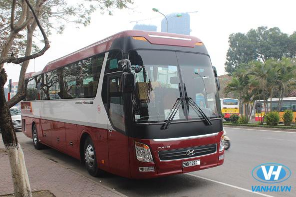 Công ty Vân Hải cho thuê xe 45 chỗ giá rẻ nhất