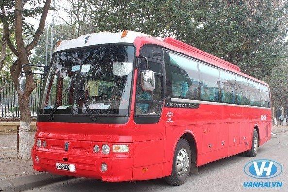 Dịch vụ cho thuê xe của Vân Hải được khách hàng đánh giá cao