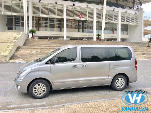 Vân Hải cho thuê xe starex 9 chỗ hà nội giá rẻ nhất tại Hà Nội