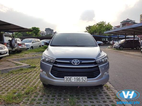 Vân Hải cho thuê xe du lịch giá rẻ nhất tại Hà Nội