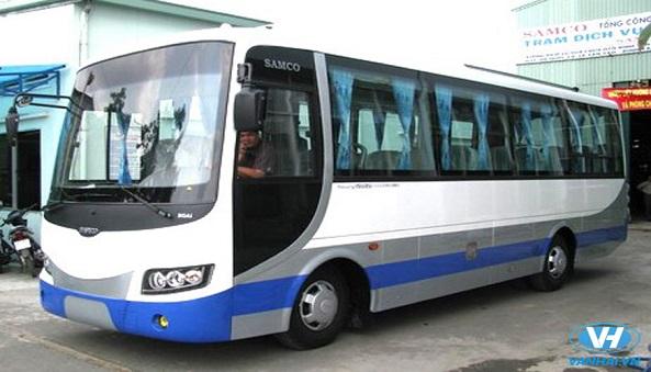 Dịch vụ cho thuê xe aero space Vân Hải nhận được sự đánh giá cao từ khách hàng