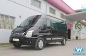 Nhu cầu sử dụng dịch vụ cho thuê xe ford transit limousine 9 chỗ