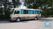 Vân Hải - Công ty cho thuê xe 29 chỗ du lịch chuyên nghiệp, giá rẻ nhất