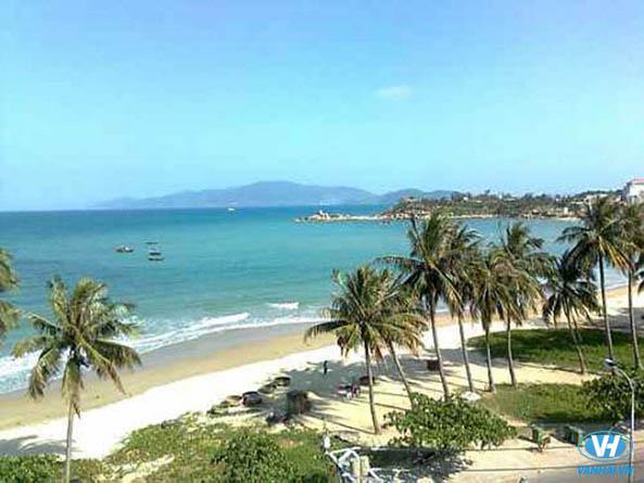 Sầm Sơn là điểm du lịch nổi tiếng với thiên nhiên tuyệt đẹp