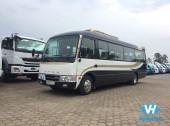 Xe Fuso Rosa 22 chỗ – Dòng xe bus huyền thoại sang trọng và thời thượng