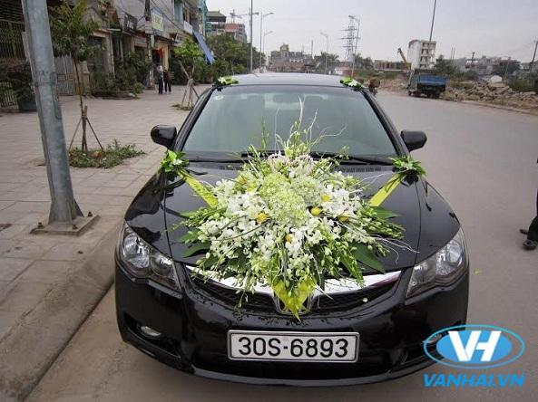 Nhu cầu thuê xe đón dâu tại Hà Nội ngày càng được quan tâm
