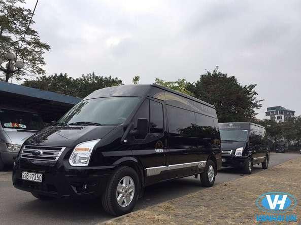 Thuê xe 9 chỗ của Vân Hải mang đến cho bạn chuyến đi thoải mái