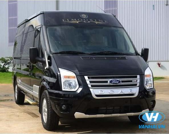 Công ty Vân Hải cho thuê xe limousine 9 chỗ giá rẻ tại Hà Nội