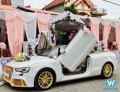 Nên thuê xe cưới ở đâu giá rẻ, uy tín 2019?