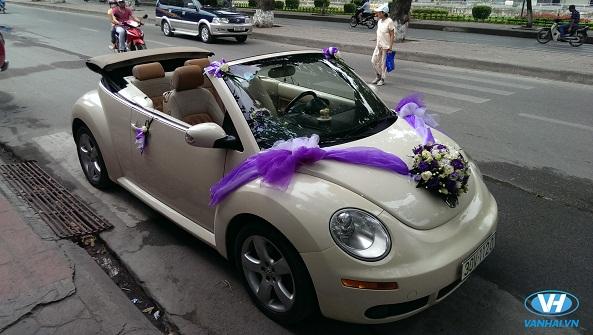 Thuê xe cưới giúp bạn có hành trình rước dâu thuận tiện hơn