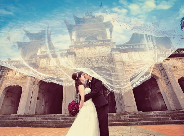 10 Địa điểm chụp ảnh cưới ninh bình cực hot và lãng mạn
