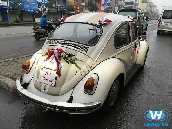 Chọn xe cưới phù hợp với sở thích, chủ đề đám cưới được nhiều cặp đôi quan tâm