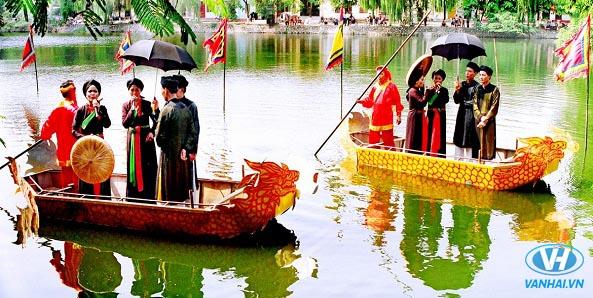Hội Lim – lễ hội nổi tiếng gần xa của xứ Kinh Bắc