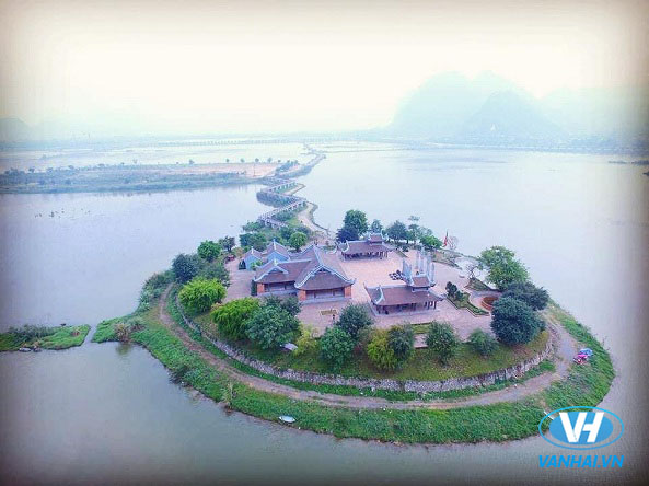Chùa Tam Chúc - Ngôi chùa tâm linh lớn nhất thế giới