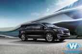 Vân Hải cho thuê xe kia sedona giá rẻ cạnh tranh nhất 2020
