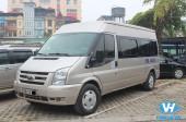 Vân Hải cung cấp dịch vụ cho thuê xe 16 chỗ có lái rẻ nhất