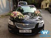 Dịch vụ thuê xe cưới hỏi giá rẻ nhất tại thị trường Hà Nội