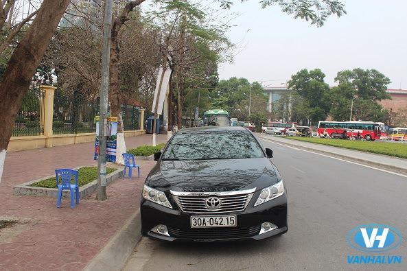 Vân Hải cam kết cho thuê xe giá rẻ nhất Hà Nội