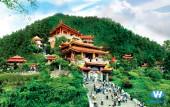 Thuê xe giá rẻ nhất Hà Nội đi Yên Tử dịp lễ hội đầu xuân Tân Sửu