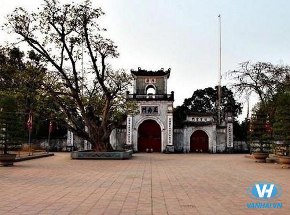 Đền Trần – Điểm di tích lịch sử cấp Quốc gia