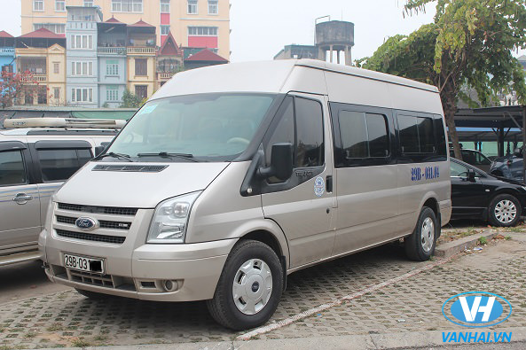 Vân Hải đưa đến dàn xe du lịch hiện đại từ 4 chỗ đến 45 chỗ