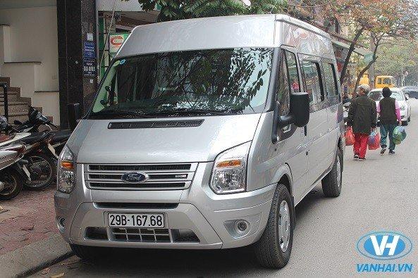 Thuê xe du lịch của công ty Vân Hải mùa dịch Covid-19