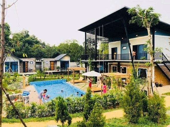 Chọn homestay ngoại thành Hà Nội có vị trí thuận tiện