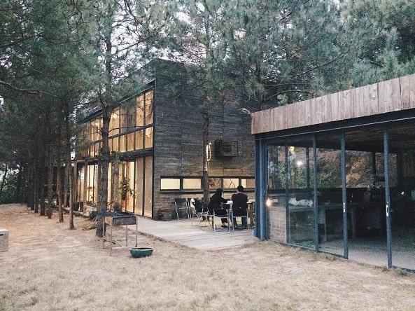 Không gian thiên nhiên trong lành, tươi đẹp của Hidden Villa