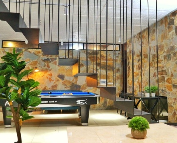 The Runaway Villa thiết kế đẹp mắt, không gian thân thiện