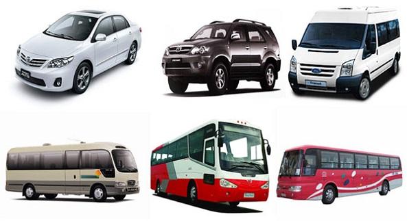 Lựa chọn phương tiện di chuyển phù hợp cho chuyến đi