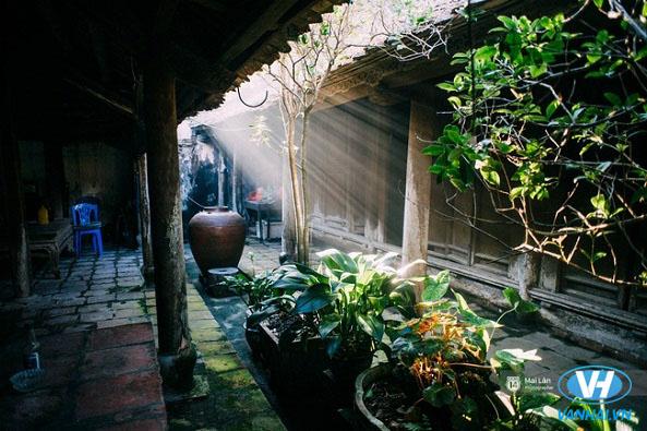 Trở về chốn yên bình, thân thuộc nơi làng cổ Đông Ngạc
