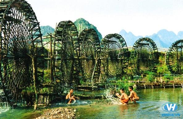Dạo quanh những bản làng xinh đẹp ở Mai Châu