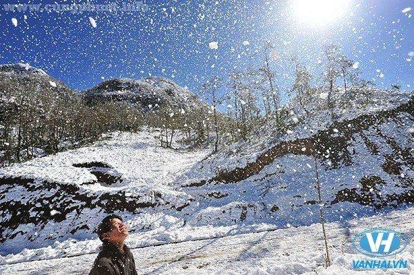 Mùa đông là thời điểm lý tưởng để nghỉ dưỡng Sapa