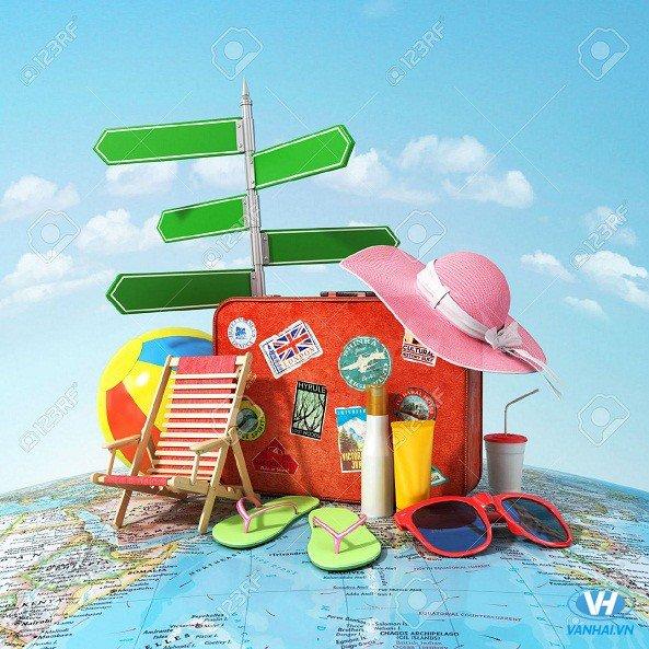 Chuẩn bị đầy đủ các vật dụng cần thiết cho chuyến đi