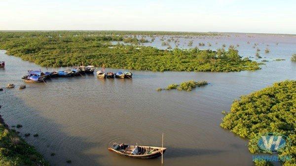Khám phá thiên nhiên tươi đẹp của Kim Sơn Ninh Bình