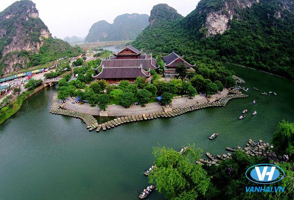 Du lịch Ninh Bình là điểm đến tuyệt vời dịp cuối tuần