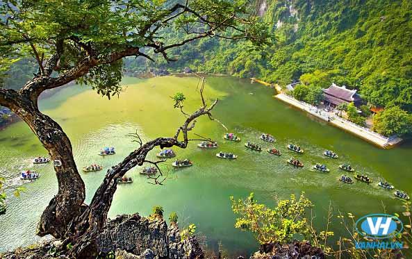 Ninh Bình là điểm du lịch tuyệt đẹp ở miền Bắc