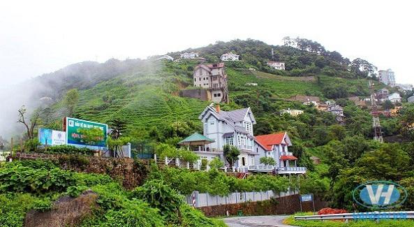 Mùa nào du lịch tự túc Tam Đảo cũng đẹp mê hồn