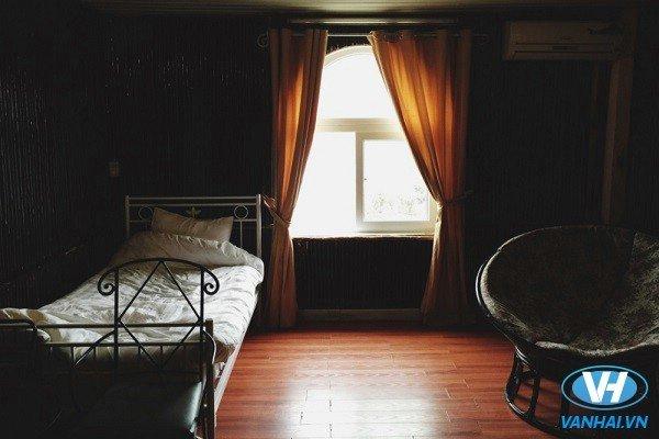 Không gian nghỉ dưỡng sang trọng, tiện nghi