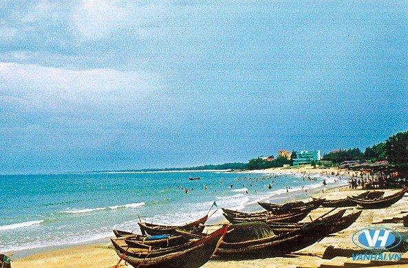 Du lịch biển mùa hè không nên bỏ qua Cửa Lò