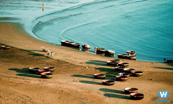 Tận hưởng bầu không khí trong lành của đảo Lan Châu