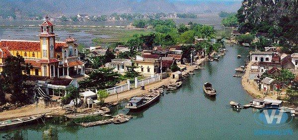 Thời tiết Ninh Bình khá thuận lợi để du khách khám phá