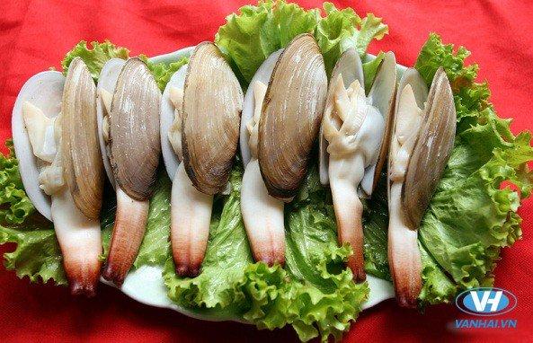 Các loại hải sản khô cũng khá thích hợp đem về làm quà