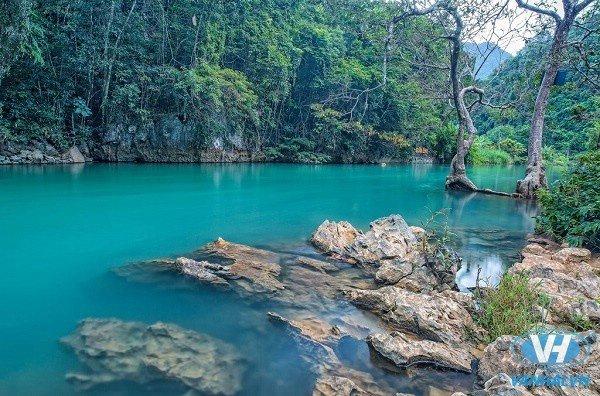 Cao Bằng được thiên ban tặng cho khung cảnh núi rừng hùng vỹ