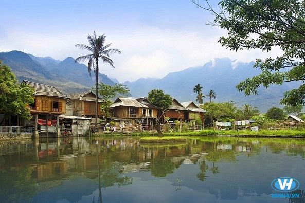 Homestay ở Hòa Bình gần gũi với thiên nhiên