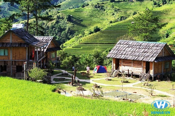 Lưu trú tại những homestay xinh đẹp nằm giữa núi đồi
